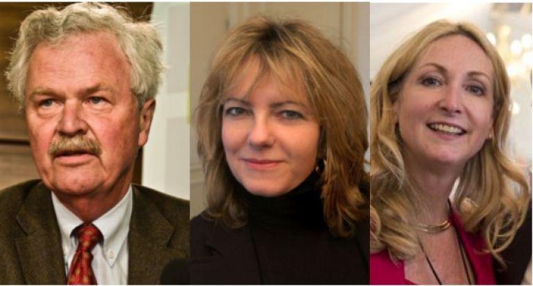 Gerhard Pfennig, Janine Lorente & Barbara Hayes