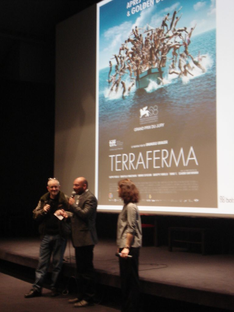 Emanuele Criales discusses Terraferma