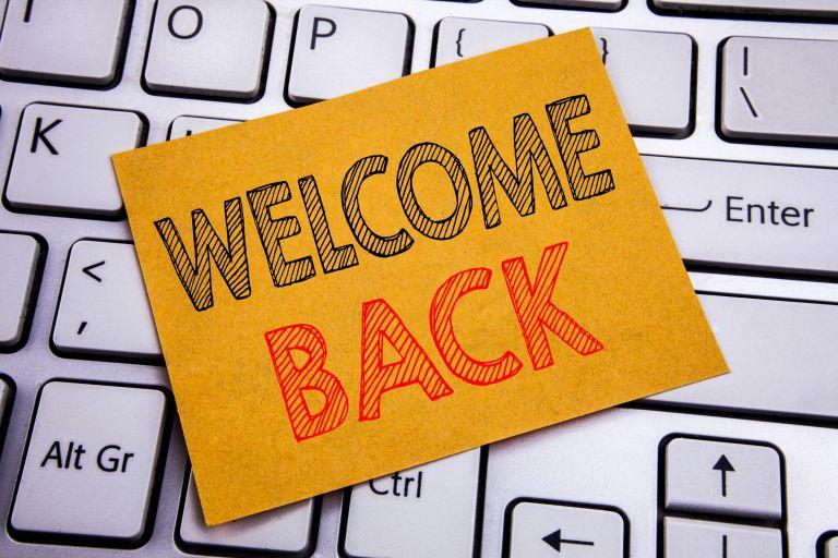Welcome back! | SAA