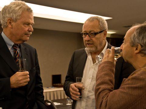Barnier meets SAA Board of Patrons1