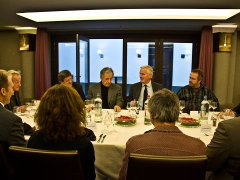 Barnier meets SAA Board of Patrons8