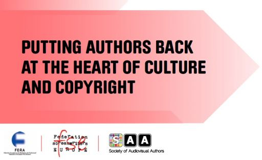 FERA FSE SAA - Authors at the Heart of Culture and Copyright